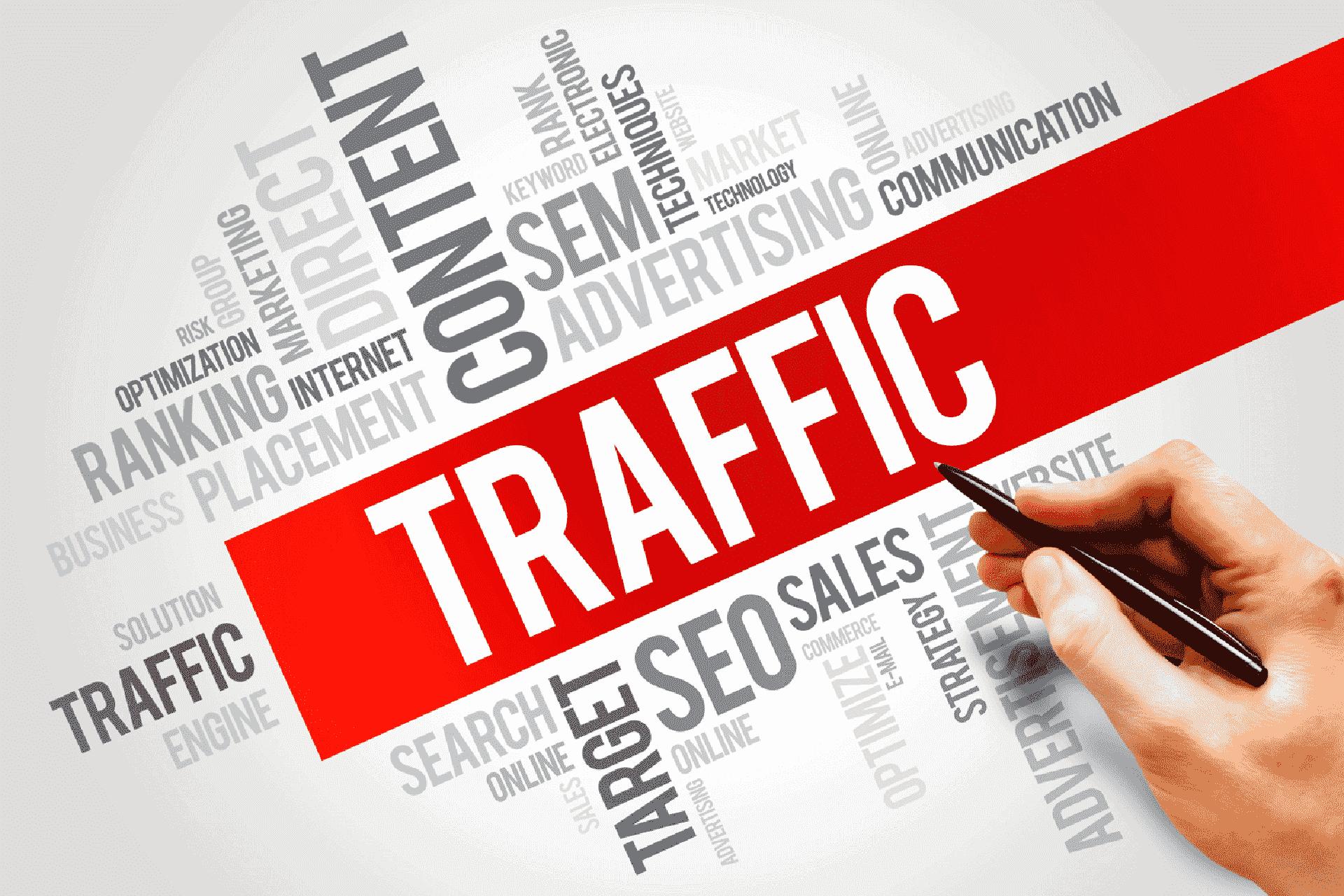 SEO traffic là gì